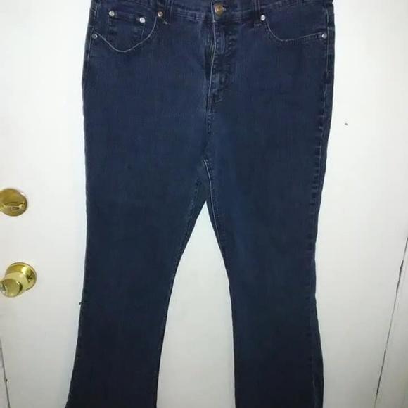 Jaclyn Smith Jeans Plus Size Poshmark
